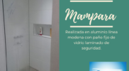 Promocional de Mamparas